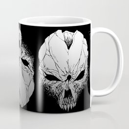 Skull. Just skull.  Coffee Mug