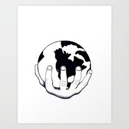 Imperialism Art Print