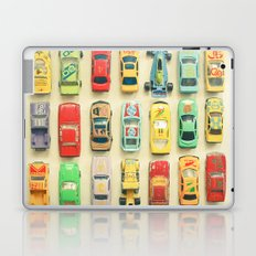 Car Park Laptop & iPad Skin