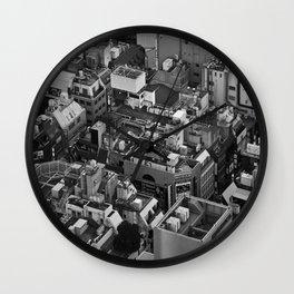 Tokyo City Wall Clock