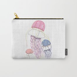 Jelly Shrooms Carry-All Pouch