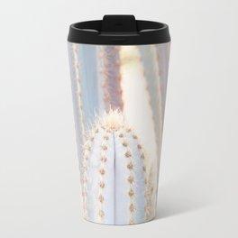 Ethereal Cacti III Travel Mug