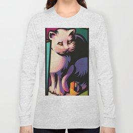 3am at the Cat Club Long Sleeve T-shirt