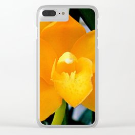 Good As Gold Clear iPhone Case