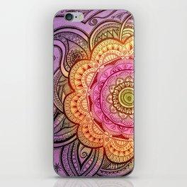 Colorful Mandala iPhone Skin