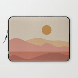 Geometric Landscape 23A Laptop Sleeve