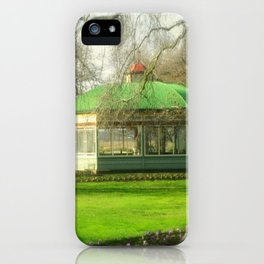 The Statuary Pavilion iPhone Case