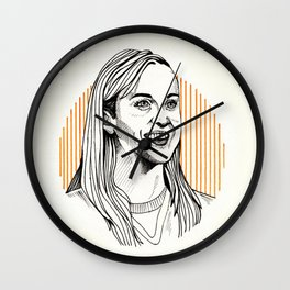 OITNB | Piper Wall Clock