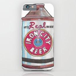 Vintage Beer 2 iPhone Case