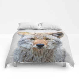 Coyote - Colorful Comforters