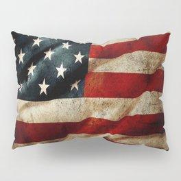 America FLAG Pillow Sham