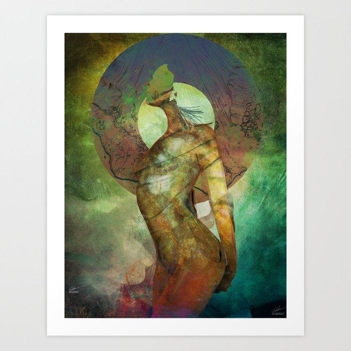 Ojaswini Art Print