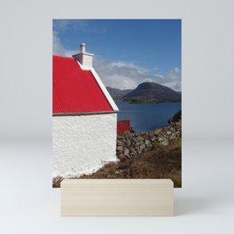 Loch Torridon, Scotland Mini Art Print