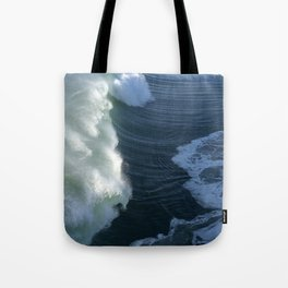 Wild beautiful wave Tote Bag