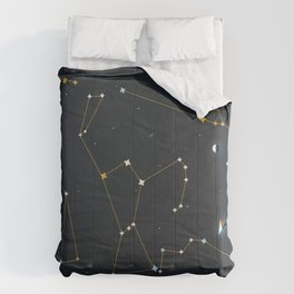Orion and the Pleiades Comforters