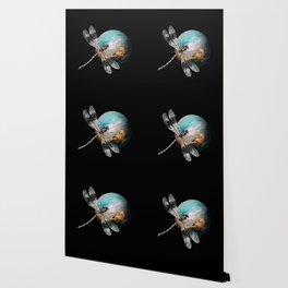DRAGONFLY V Wallpaper