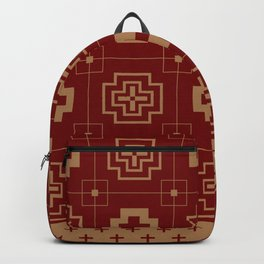 The Directions (Maroon) Backpack