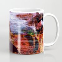 southwest Mugs featuring Southwest by ArtbyJudi