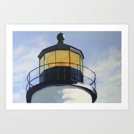 Pemaquid Lighthouse Art Print