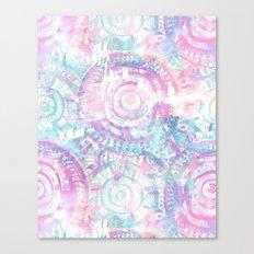 Amelie {Pattern 2A} Canvas Print