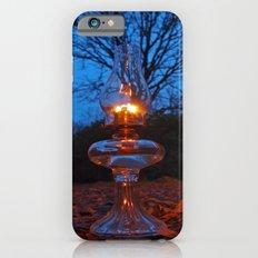 Classic oil lamp iPhone 6s Slim Case