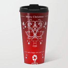 Christmas decorations Travel Mug