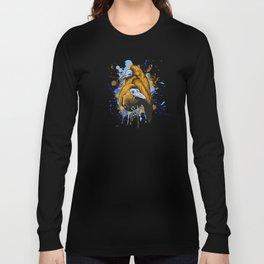 Capuchin birds Long Sleeve T-shirt