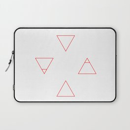 Elements (red) Laptop Sleeve