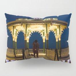 Brighton Bandstand at Night Pillow Sham