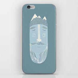 Moon King iPhone Skin