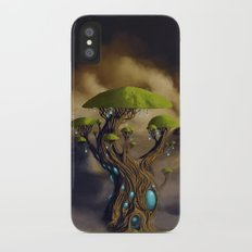 The Great Portal Tree Slim Case iPhone X