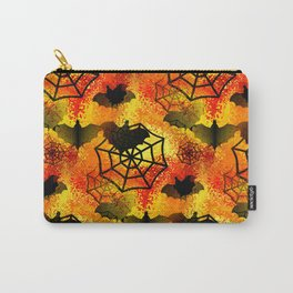 Halloween Abstract Carry-All Pouch