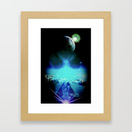 Illuminate Us Framed Art Print