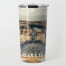 St. Peter's Square Travel Mug