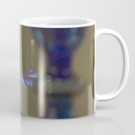 blue east Coffee Mug