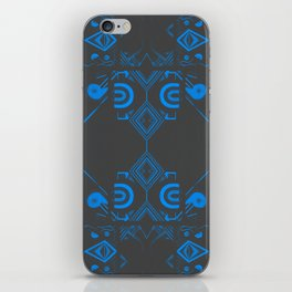 Elec-Tron B iPhone Skin