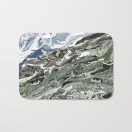 Grassy hills Bath Mat