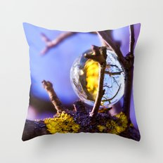 COLLECTION »CRYSTAL BALL« | Backlight Throw Pillow