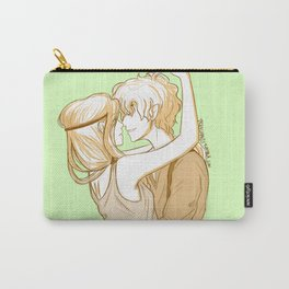 CaLeo New Year's Kisses Carry-All Pouch