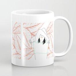 RED STRIP (combine series) Coffee Mug
