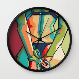 Im On You Wall Clock