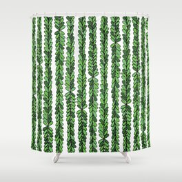 Vines, Vines, Vines Shower Curtain