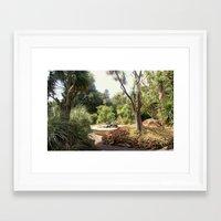 oasis Framed Art Prints featuring Oasis by Chris' Landscape Images & Designs