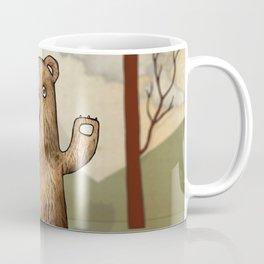 The Little Bear Coffee Mug