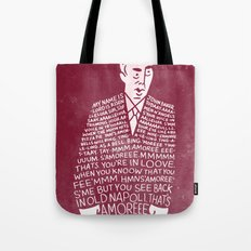 My Name is John Daker Tote Bag