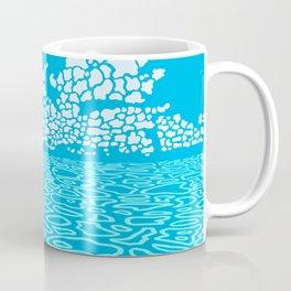 Tropical Ocean by Black Dwarf Designs Coffee Mug