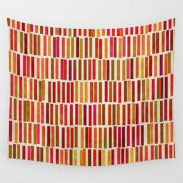 Dash Parade Wall Tapestry
