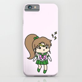 Sailor Jupiter Chibi iPhone Case