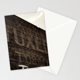 Tuxedo Tobacco Stationery Cards