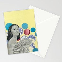 Fan Club Stationery Cards